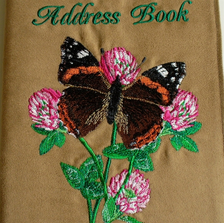 Red Admiral Address Book