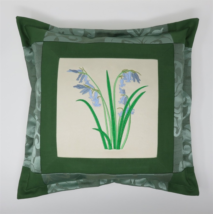 Bluebell Cushion