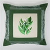 Lily of the Valley Cushion