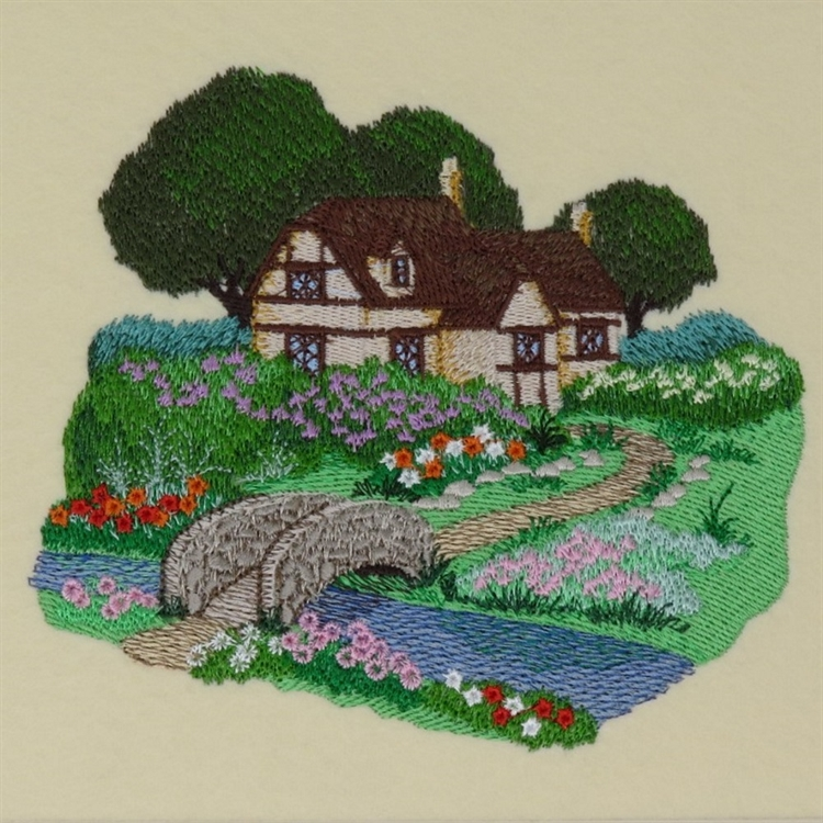 Cottage Garden Picture