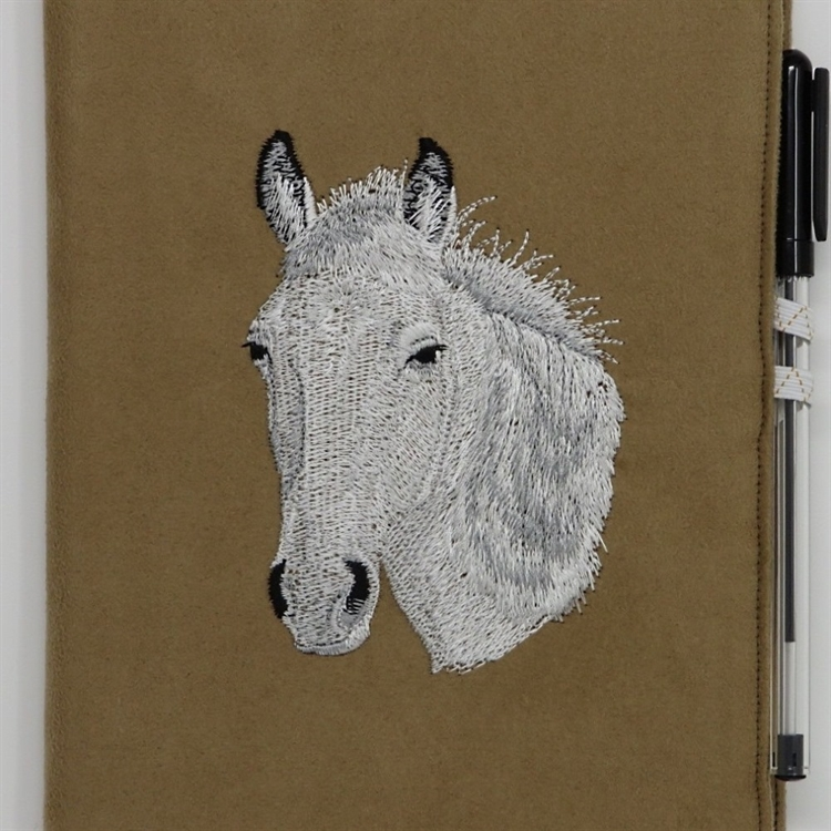 White Horse A5 Notebook