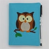 Owl A6 Notebook