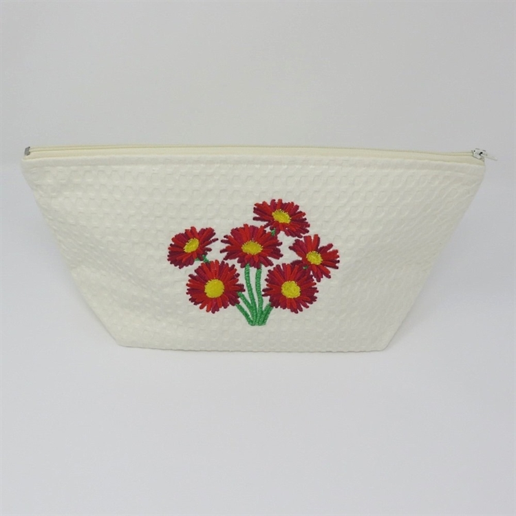 Gerbera Daisy Toiletries Bag
